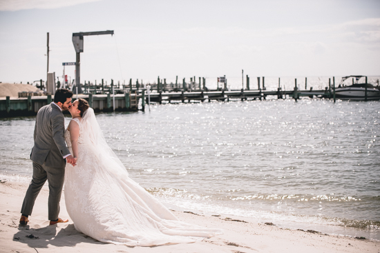 Allison and Matt's Wedding at Brant Beach Yacht Club