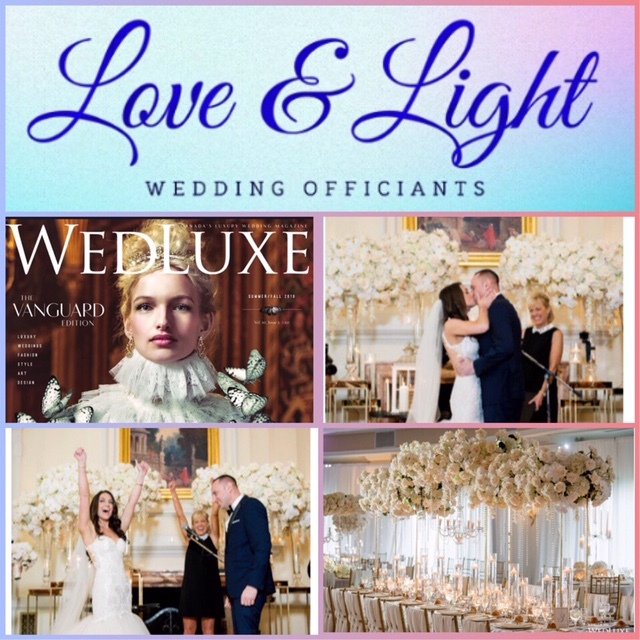 Love and Light Wedding Officiants