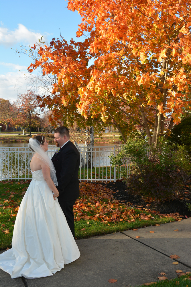 Fall & Winter Weddings by James Photography & Imaging