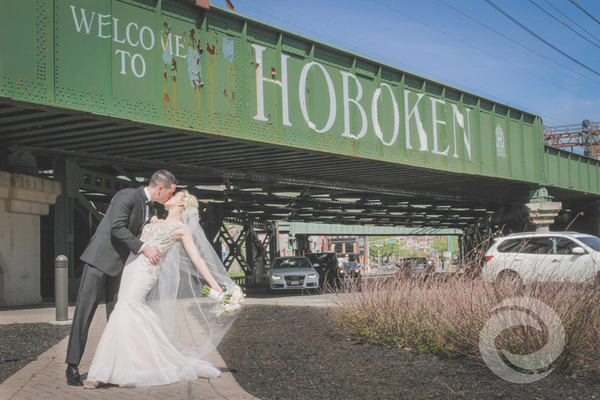 Wedding at Waterside Restaurant in Hoboken, NJ | Hurricane Productions