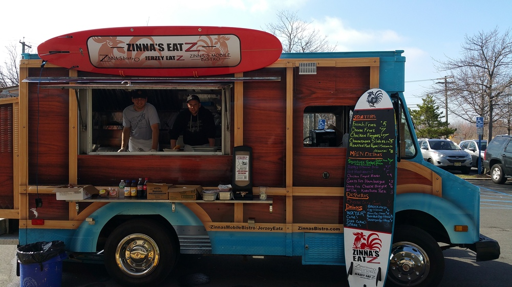 Food Trucks and Off-Premise Catering