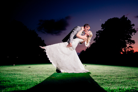 Amber and Mike's Wedding at Blue Heron Pines Golf Club