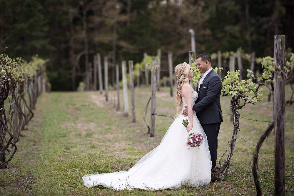 Weddings at Renault Winery Resort & Golf