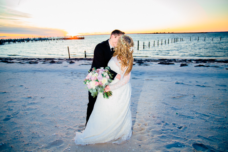 Heather and Noah's Wedding at Brant Beach Yacht Club