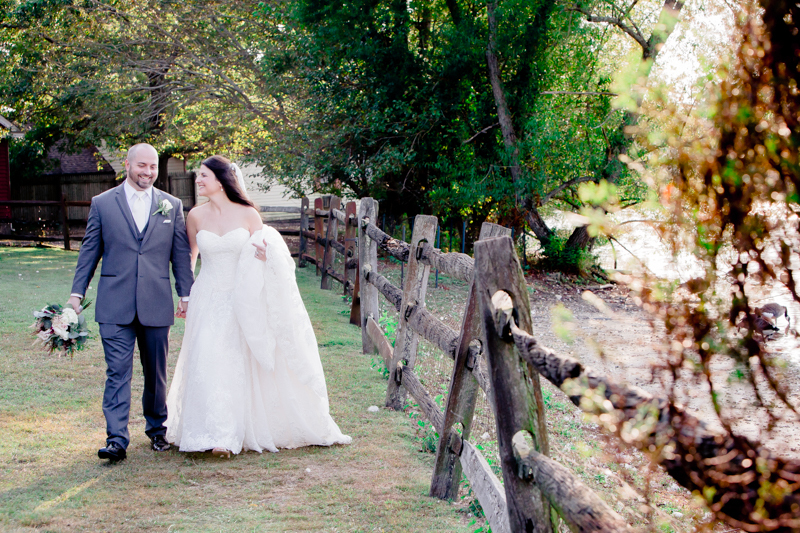 Lindsey and Adam's Wedding at Smithville Inn