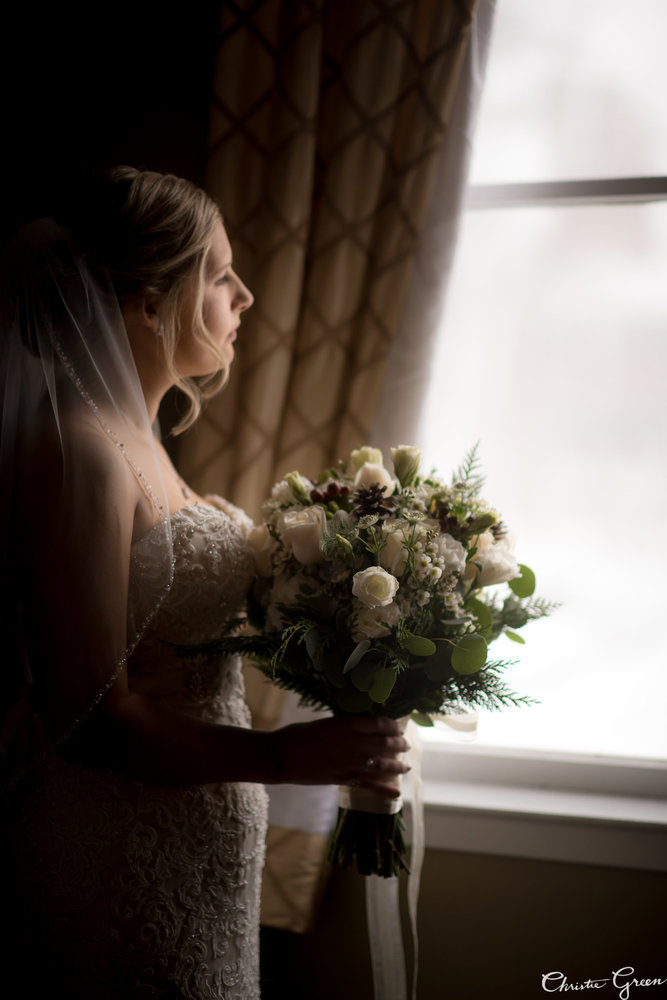 Brielle & Troy's Princeton Wedding at Nassau Inn | Christie Green Photography