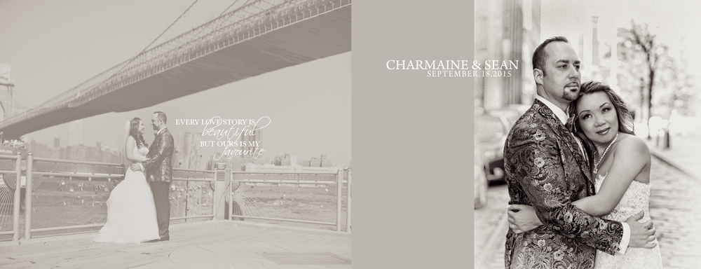 Charmaine & Sean's New York City Wedding | Photography by Lyte Studios | NYC Photographer
