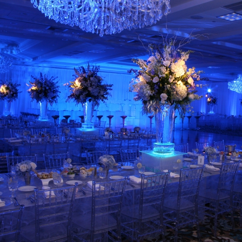 Crystal Ballroom at the Radisson Hotel of Freehold