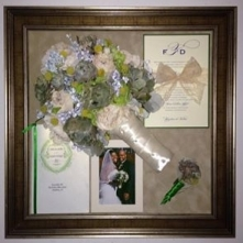 NJ Wedding Vendor Floral Preservation in Westchester, NYC, Elizabeth, Clifton & Mahwah NJ