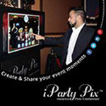 NJ Wedding Vendor iParty Pix in Union NJ