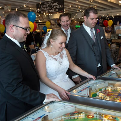 Silverball Museum Arcade is a NJ Wedding Vendor