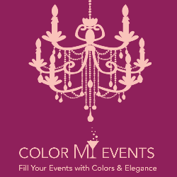 Color My Events is a NJ Wedding Vendor