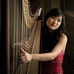 NJ Wedding Vendor Amber Mei Li Mecke - Harpist in Mullica Hill NJ