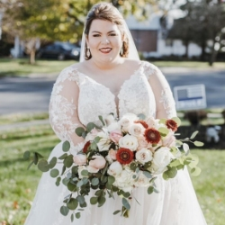 The Curvy Bride