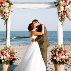 NJ Wedding Vendor Flanders Hotel Banquet & Conference Center in Ocean City NJ