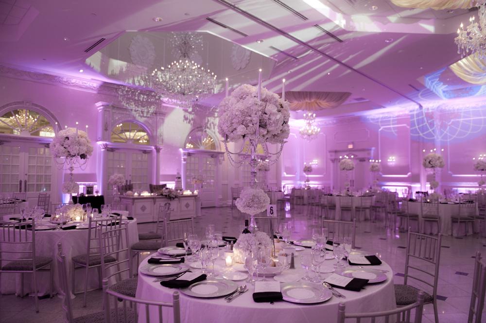 Elegant Bridal Show At Addison Park In Aberdeen