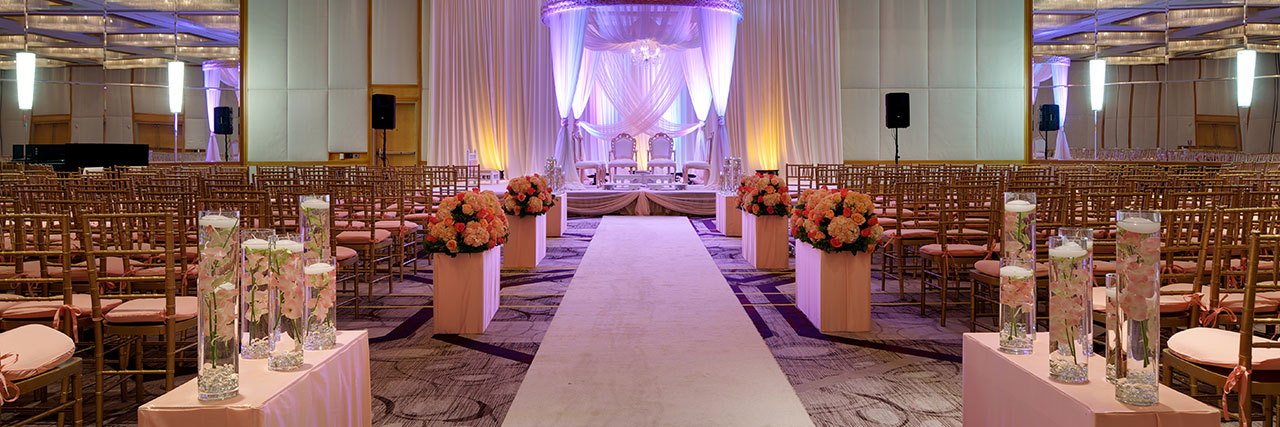 Elegant Bridal Show At The Hyatt Regency In Princeton Nj