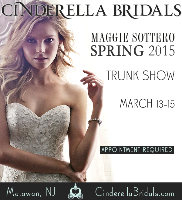 Wedding Gown Cleaning And Preservation Cost: Maggie Sottero Trunk Show