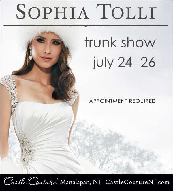 Wedding Gown Cleaning And Preservation Cost: Sophia Tolli Bridal Trunk Show