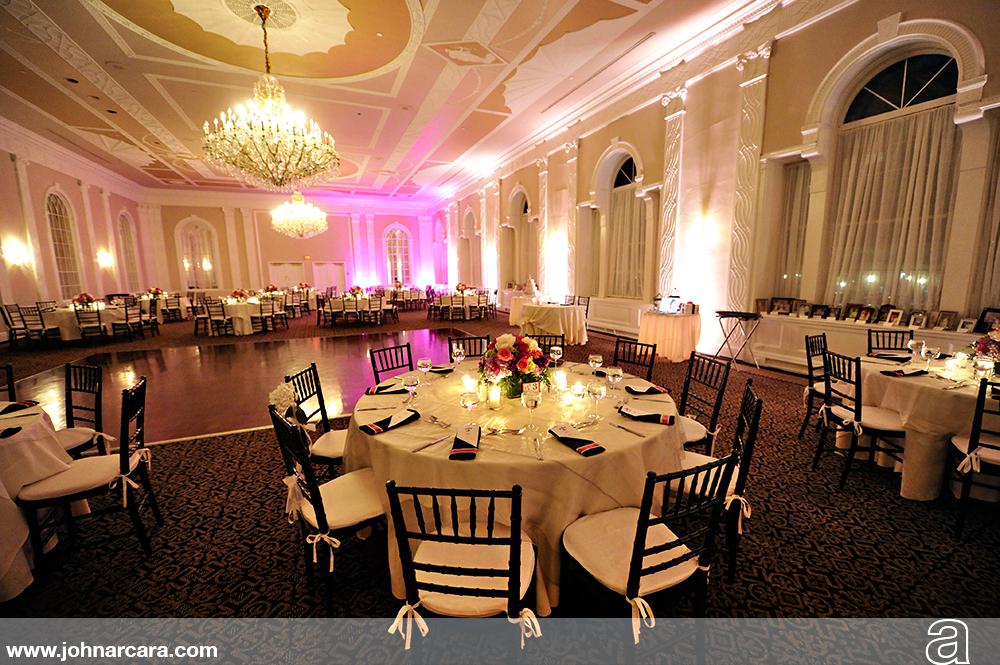 The Berkeley Oceanfront Hotel Wedding Show