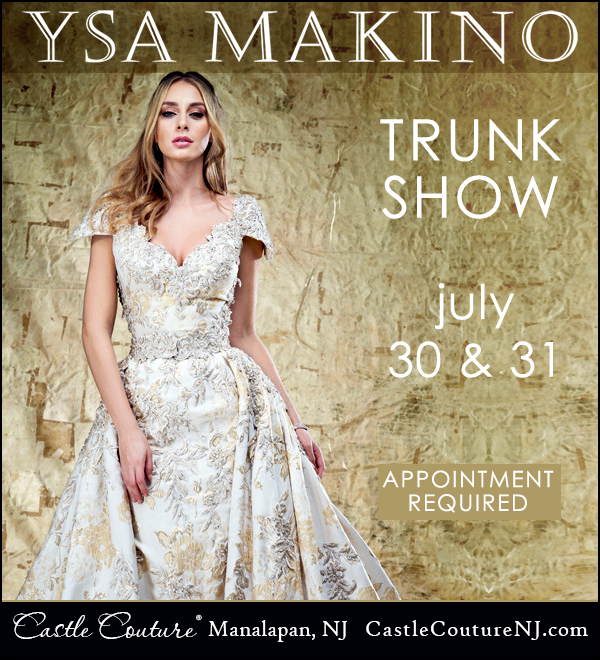 Wedding Gown Cleaning And Preservation Cost: Ysa Makino Bridal Trunk Show