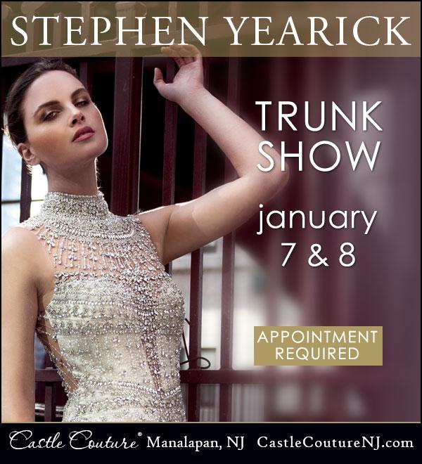 d87bb410d4dce Stephen Yearick Bridal & Evening Wear Trunk Shows