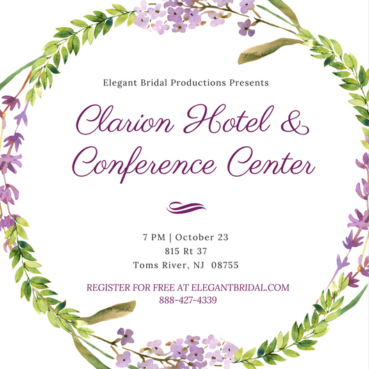 Clarion Hotel and Conference Center Bridal Show