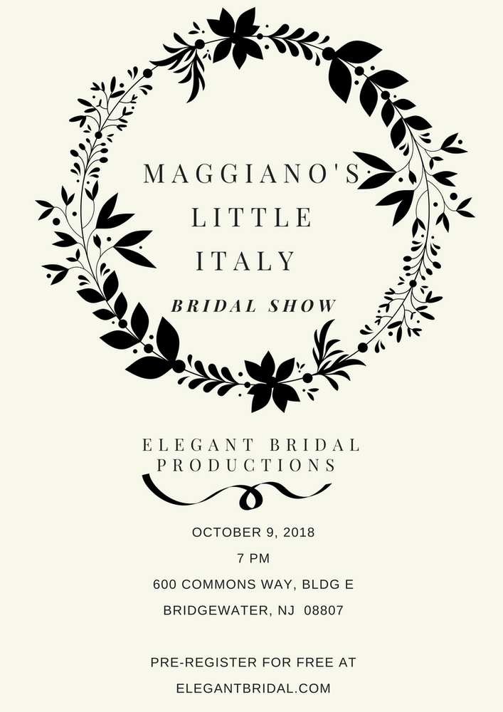 Maggiano's Little Italy Bridal Show