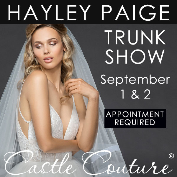 Hayley Paige Trunk Show
