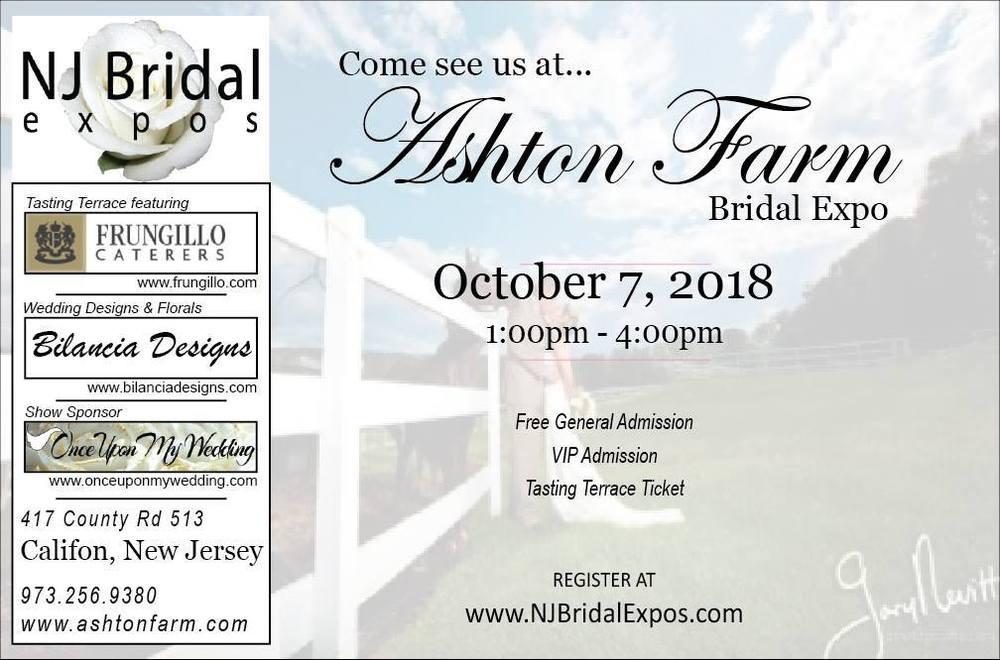 Ashton Farm Bridal Expo