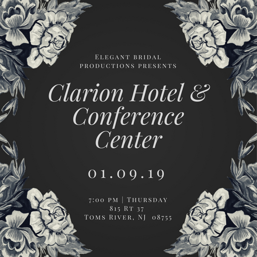 Clarion Hotel & Conference Center Bridal Show