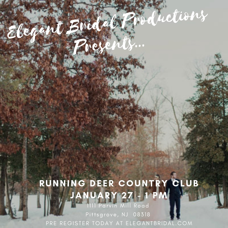 Running Deer Country Club Bridal Show