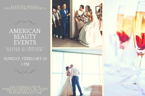 American Beauty Events at Embassy Suites by Hilton Bridal Show