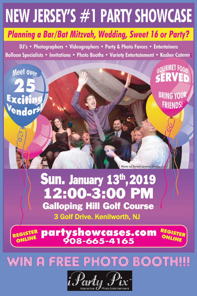 Party Showcase at Galloping Hill Golf Course