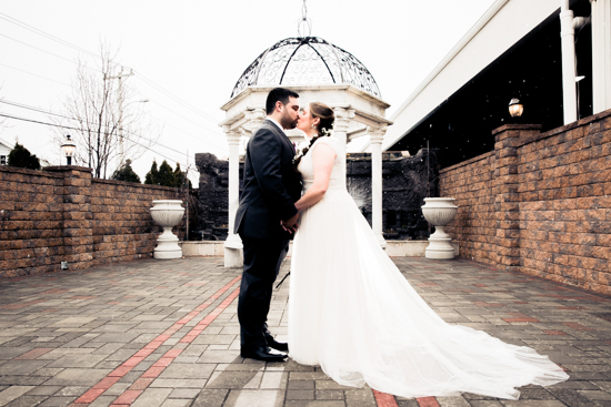 Alexandra and Chad's Wedding at Lucien's Manor