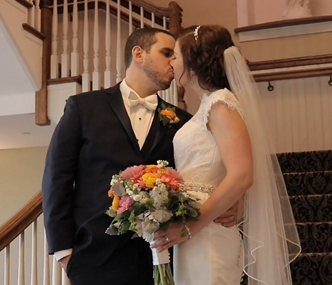 Katie and Greg's Wedding Videography at Belle Voir Manor