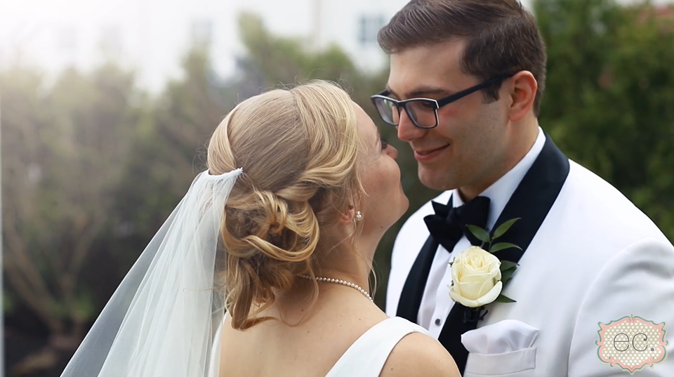 Sarah and Steven's Wedding Videography at Normandy Farm Hotel
