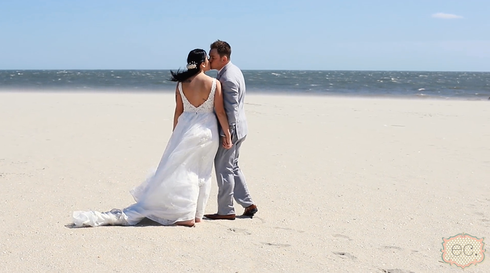 Shannon and Sean's Wedding Videography at The Grand Hotel Cape May