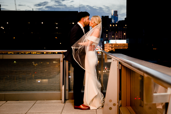 Caitlyn and Dane's Wedding Videography at National Museum of American Jewish History