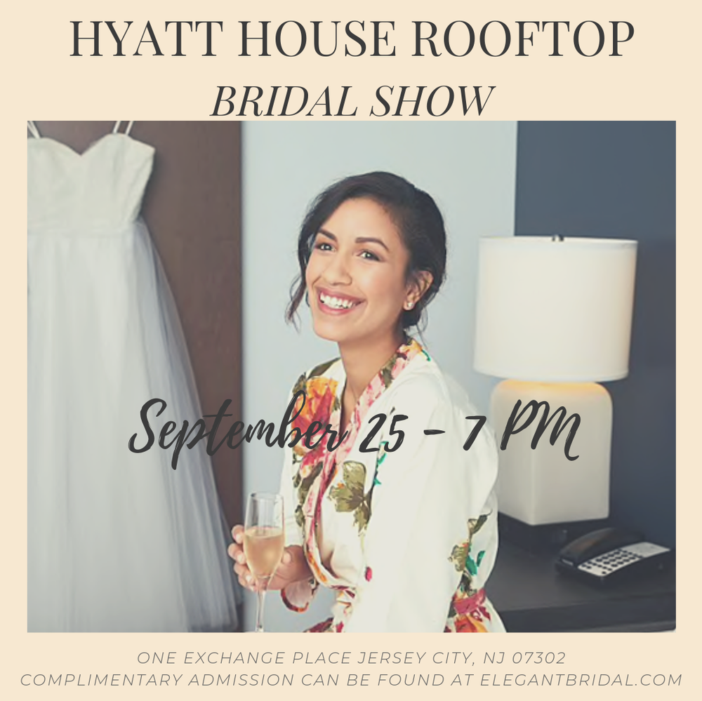 Hyatt House Rooftop Bridal Show