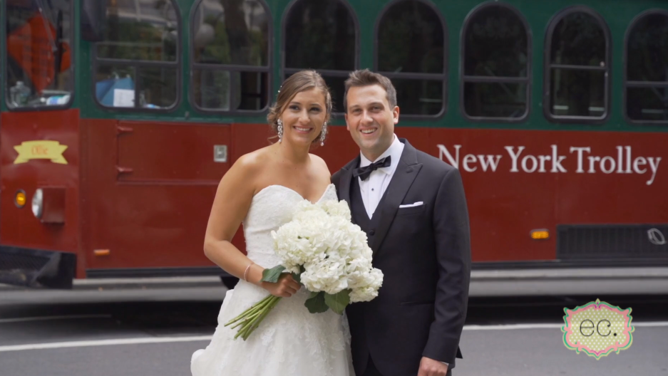 Brittni and Neil's Wedding Videography at Bryant Park Grill