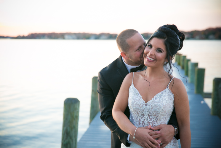 Clarks Landing Yacht Club Point Pleasant Wedding Photos and Videos