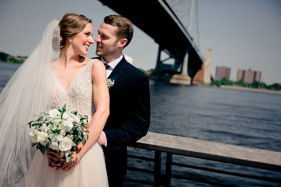 Sandy and Bryan's Wedding Day Has Been Published!