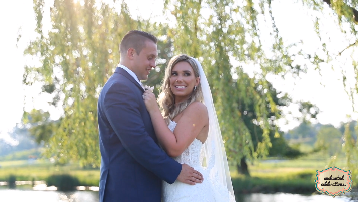 Alyssa and Craig's Wedding Videography at Galloping Hill Golf Course