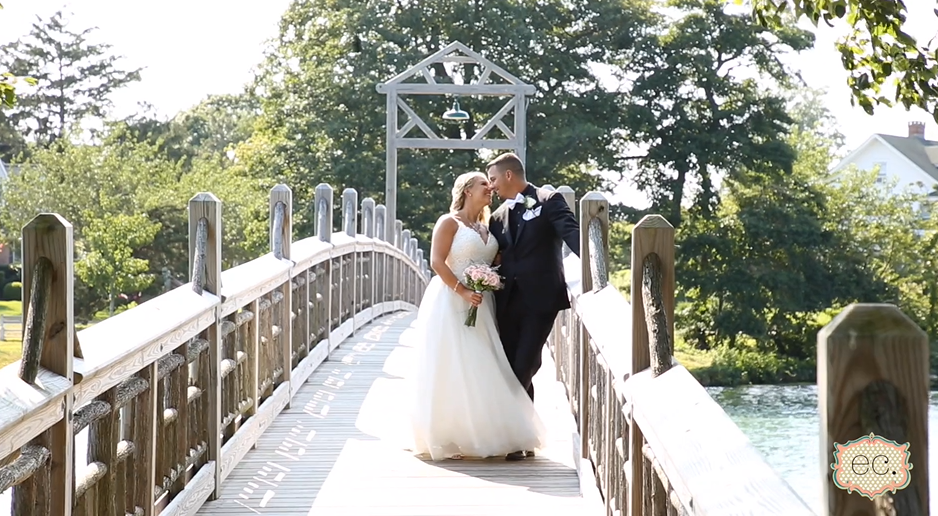 Megan and Anthony's Wedding Videography at Jack Baker's Lobster Shanty