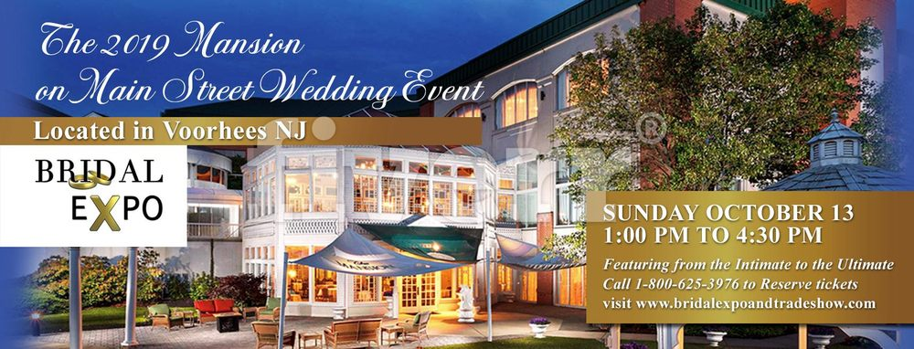 Mansion on Main Street Engagement & Bridal Expo