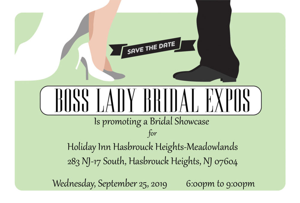 Boss Lady Bridal Expos at the Holiday Inn Hasbrouck Heights