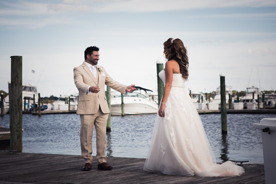 Crystal Point Yacht Club Wedding Photos and Videos