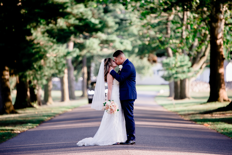Edelquinne and Justin's Wedding Videography at Woodcrest Country Club