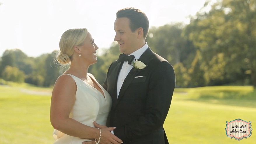 Megan and Gregory's Wedding Videography at the Echo Lake Country Club